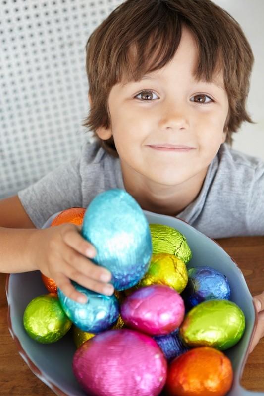 Wielkanocne przygotowania z dzieckiem